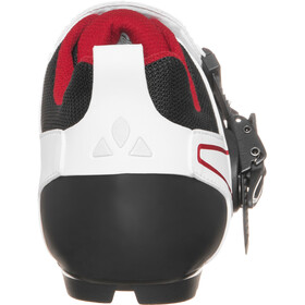 VAUDE Exire Advanced RC Sko Herrer, white/red